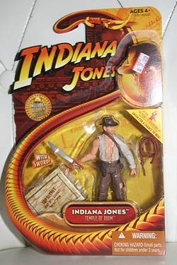 Indiana Jones - Indiana Jones with Sword
