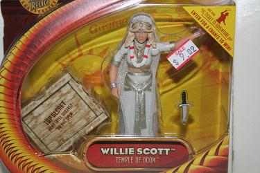 Hasbro Temple of Doom - Willie Scott