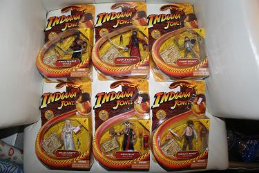 Hasbro Indiana Jones - Temple of Doom wave