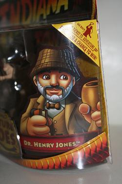 Indiana Jones - Indy and Dr. Henry Jones Adventure Heroes