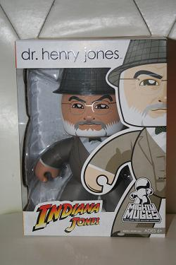 Indiana Jones Mighty Muggs - Dr. Henry Jones