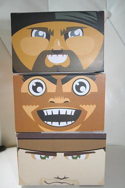 Indiana Jones Mighty Muggs