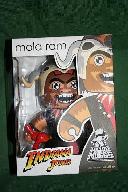 Indiana Jones - Mola Ram Mighty Mugg