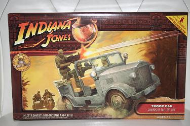 Indiana Jones Troop Car