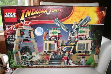 Indiana Jones Lego - Akator Temple