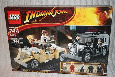 Indiana Jones - Lego - Shanghai Chase
