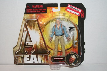 Jazwares: A-Team - Hannibal