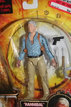 Jazwares A-Team: Col. John 'Hannibal' Smith