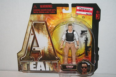Jazwares: A-Team - Lynch