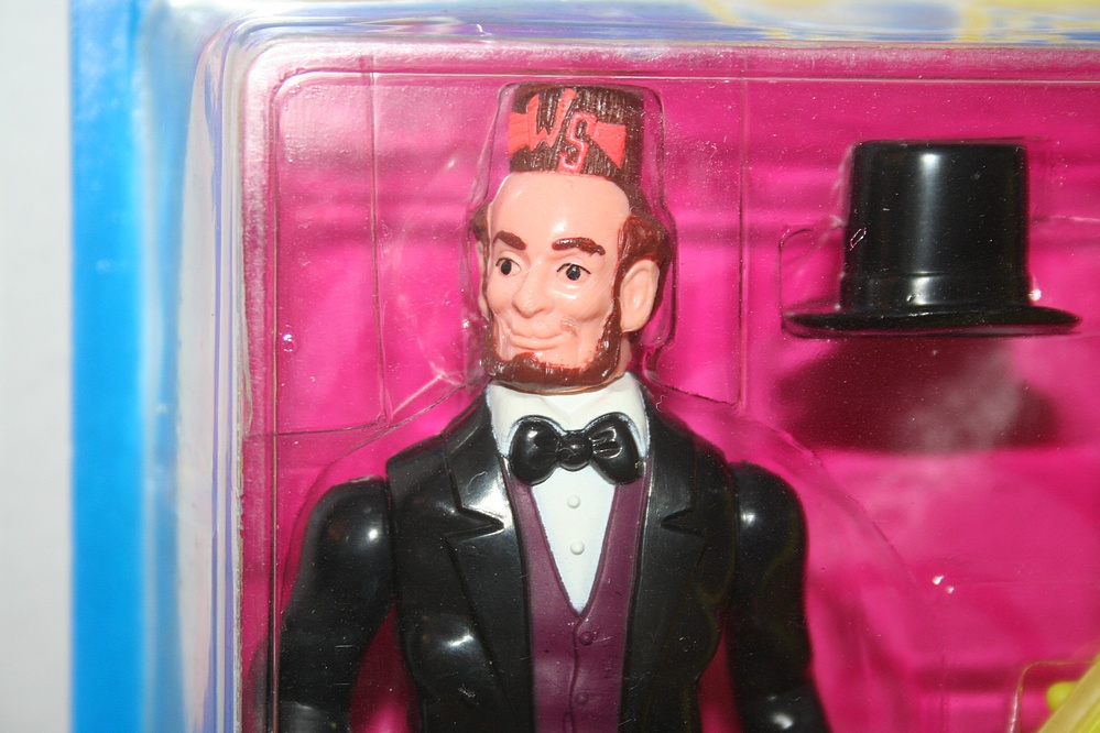 Kenner Bill Amp Ted S Excellent Adventure Abe Lincoln
