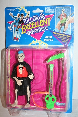 Bill & Ted's Excellent Adventure: Grim Reaper