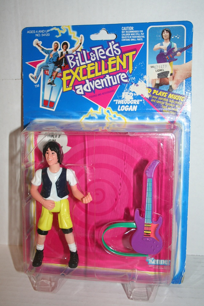bill and ted figures