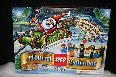 2006 Lego Advent Calendar