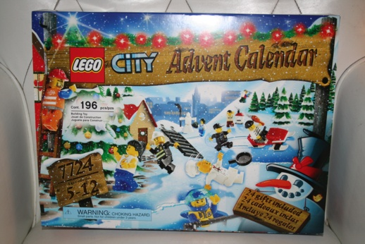 Lego Advent Calendar, 2008