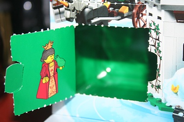 Lego Advent Calendar 2010 day 7