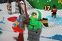 Lego Advent Calendar 2011 day 10