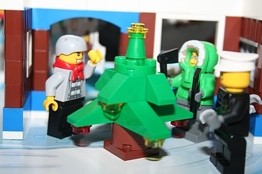 Lego City Advent Calendar 2011 - Day 12