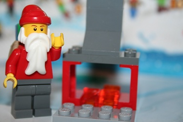 Lego City Advent Calendar 2011 - Day 24