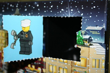 Lego Advent Calendar 2011 day 3