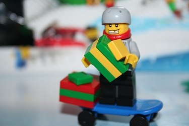 Lego City Advent Calendar 2011 - Day 7
