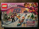 2017 Friends Lego Advent Calendar