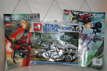 Lego Brickmaster set 20006: Star Wars, Clone Turbo Tank