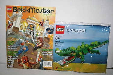 Lego Brickmaster - Set 20015: Creator Crocodile
