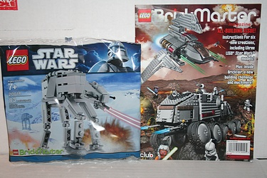 Lego Brickmaster #20018: Star Wars - Imperial AT-AT