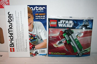 Lego Brickmaster - Final Set 20019 Slave I