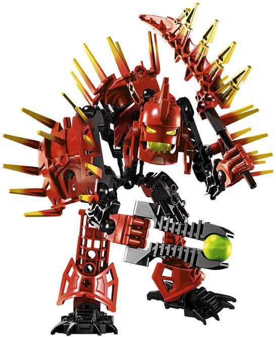 Lego Hero Factory Villains Parry Game Preserve