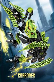 Lego: Hero Factory Villains - 7148 Meltdown