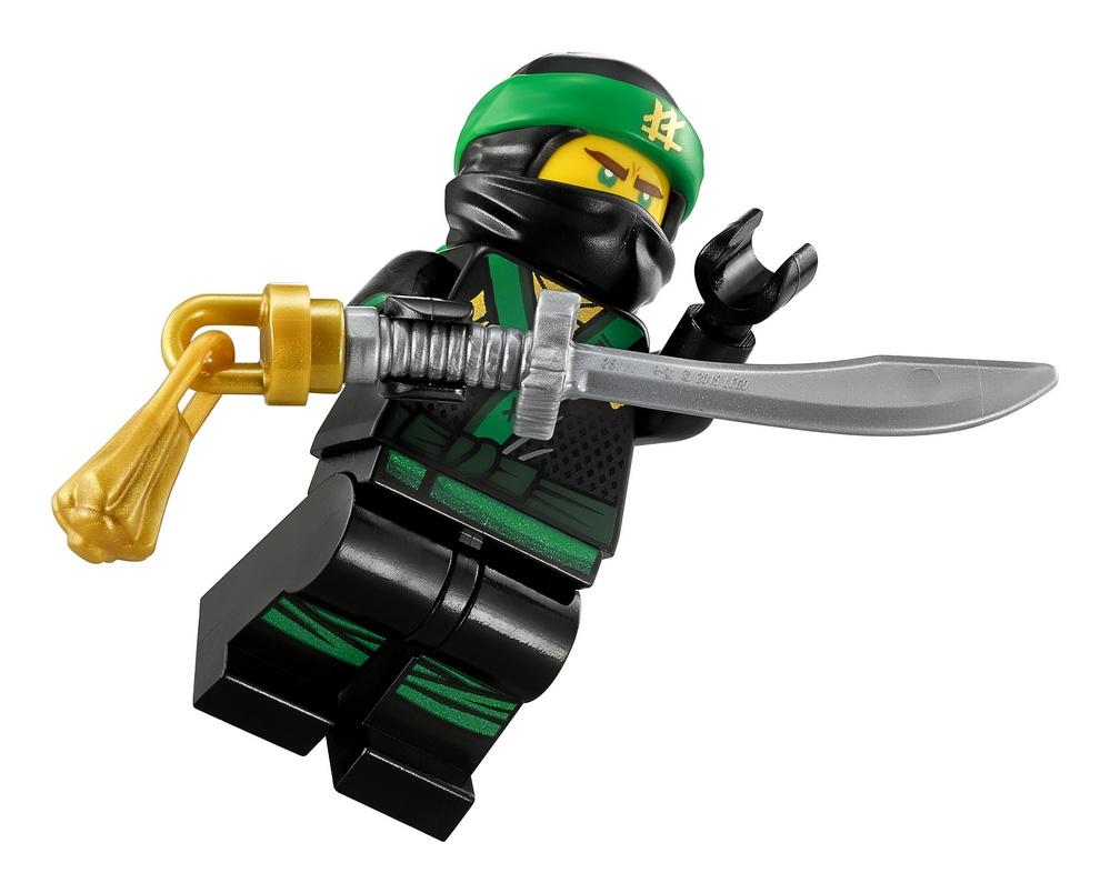 Lego Ninja Toys : Lego ninjago movie  garma mecha man