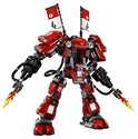 Lego Ninjago Movie - 70615: Fire Mech