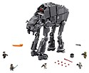 Lego - Star Wars: The Last Jedi (2017): (75189) First Order Heavy Assault Walker
