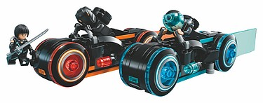 Lego - Tron Light Cycles Set #21314