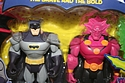 Batman - the Brave and the Bold: Batman vs. Despero, Figure 2-Pack