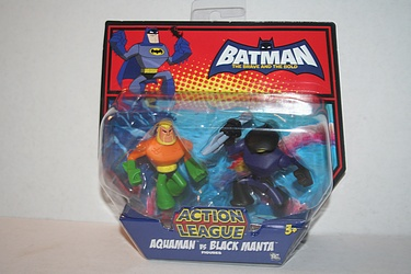 Batman: The Brave and the Bold - Aquaman vs. Black Manta
