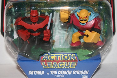 Batman - The Brave and the Bold: Batman vs. The Demon Etrigan