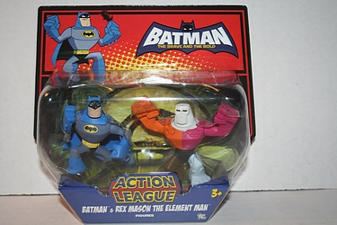 Batman - the Brave and the Bold: Batman & Rex Mason the Element Man