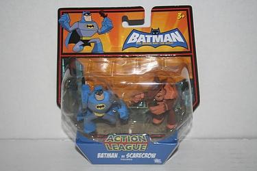 Mattel - Batman the Brave and the Bold: Batman vs ...