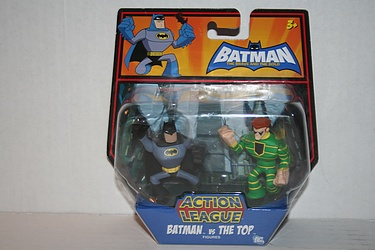 Batman - the Brave and the Bold: Batman vs. The Top