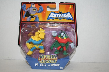 Batman - the Brave and the Bold: Dr. Fate vs. Wotan