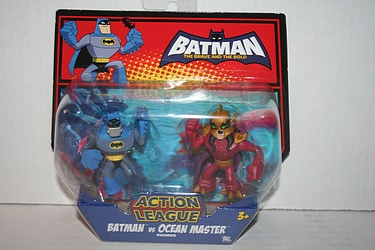 Batman - the Brave and the Bold: Ocean Master vs. Batman
