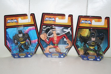 Batman: The Brave and the Bold - Single-Carded Action League, Wave 2