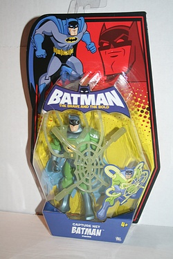 Batman: The Brave and the Bold - Capture Net Batman
