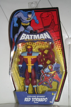 Batman: The Brave and the Bold - Red Tornado