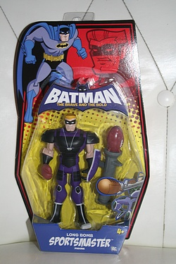Batman - the Brave and the Bold: Sportsmaster