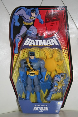 Batman: The Brave and the Bold - Star Blade Batman
