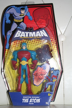 Batman - the Brave and the Bold: The Atom - Proton Smash