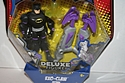 Batman - the Brave and the Bold: Exo Claw Batman Deluxe Figure